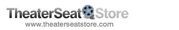 theater seat store logo
